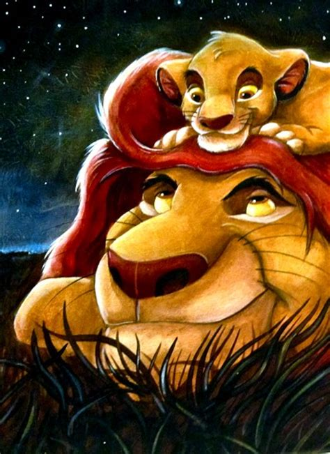 this is the lion kings simba and mufasa in real life the lion king images mufasa and simba wallpaper and