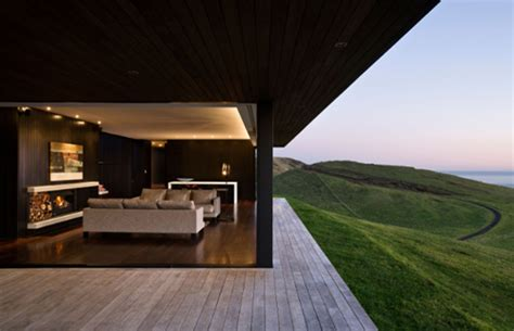 milk design new zealand parihoa farmhouse in new zealand by pattersons associates