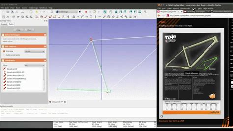 tutorial video freecad freecad tutorial introduction to sketcher workbench