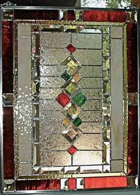 custom  traditional stained glass windowpanel