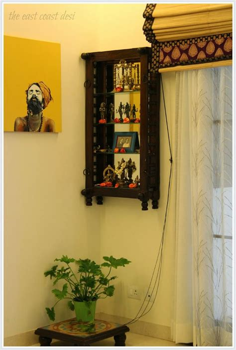 masterful mixing home  home decor pooja room