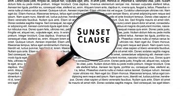 what does subject to contract mean when buying a house how do you use sunset clauses coronis