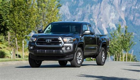 Msrp Toyota Tacoma Cheapest New Truck The 7 Most Affordable