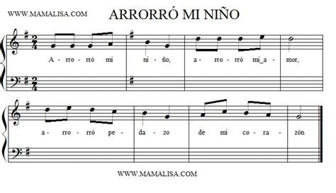 cancion de cuna flauta arrorr 243 mi ni 241 o canciones infantiles mexicanas m 233 xico