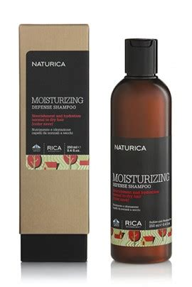 Naturica Moisturizing Defense Mask 250ml Rambut Kering Normal moisturizing defense shoo rica