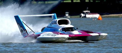 dave villwock fastest qualifier at madison regatta h1 - Unlimited Super Boats