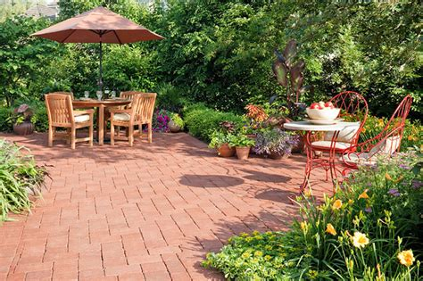 Pictures Of Yellow Kitchens - french country garden traditional patio chicago by k amp d landscape management