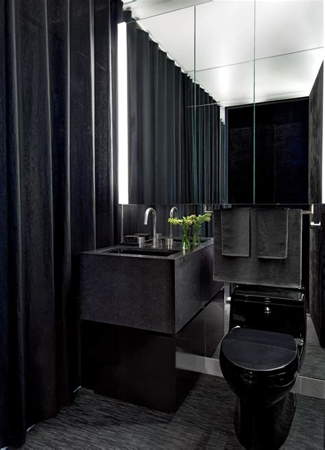Modern Bathroom Design Nyc Gilles Mendel S Contemporary Bathroom By Architectural