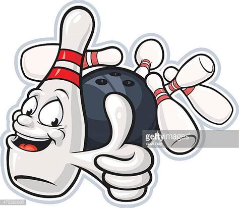 clipart bowling bowling pin stock illustrations and getty images