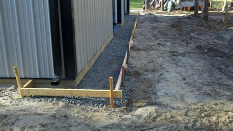 Pole Barn Concrete Floor Cost by Pole Barn Floor Options Wolofi
