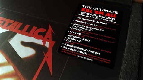metallica kill em all metallica kill em all cd www imgkid the image kid