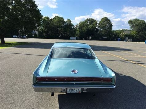 Dodge Charger Speed 1966 Dodge Charger 383 4 Speed Classic Dodge Charger