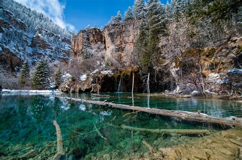 most scenic places in colorado hanging lake colorado beautiful places best places in