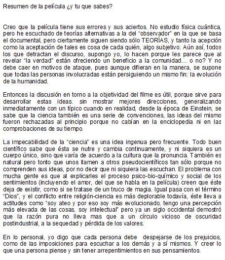 Resumen Y Tu Cuanto Cuestas by Desarrollo Sustentable Felipe De Jesus Barcenas Resumen