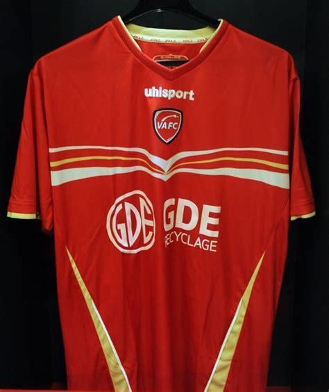 Jersey Go Lyon Away 2nd new valenciennes kits 12 13 uhlsport vafc home away third jerseys 2012 2013 football kit news