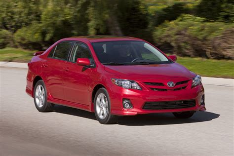 2011 Toyota Review 2011 Toyota Corolla Le Review
