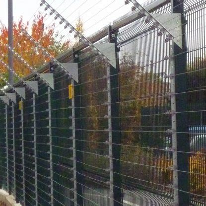 electric security fencing electric perimeter security