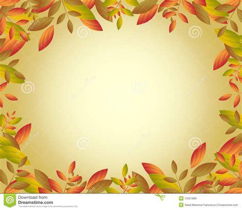 frame do outono imagens de stock royalty free imagem