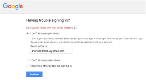 gmail password reset verification code verify email address whether it is fake or not