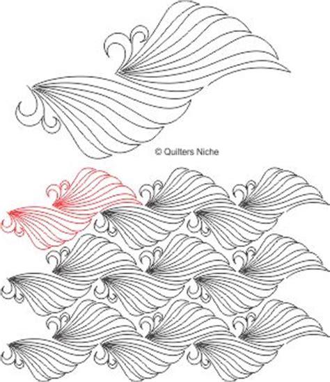 zentangle wave pattern flowing kind of windswept zentangle pattern steps