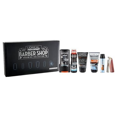 Shoo Loreal Expert loreal expert barber shop collection groceries tesco groceries