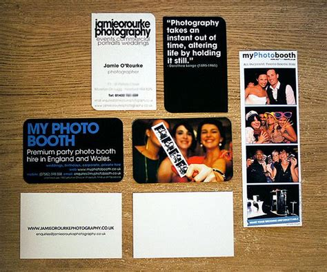 Photo Card Companies - 22 best images about business card on cards
