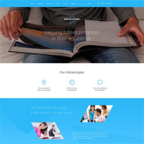 drupal themes school education drupal themes templatemonster