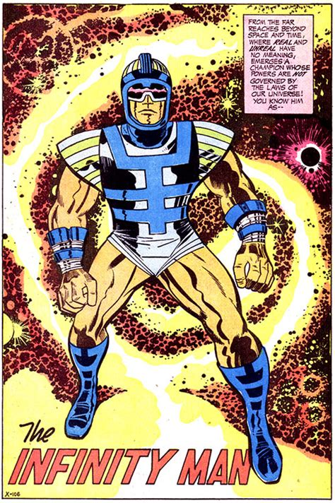 history of the new gods part 1 original kirby