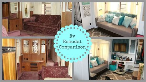 before after pictures of the rv renovation we did on our 17 best images about rv remodel on pinterest how to