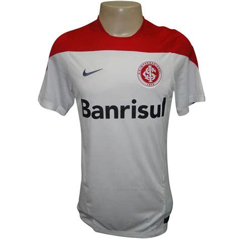 Inter Original 4 camisa inter nike treino 2014 578810 101 branco vermelho
