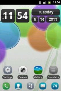 colour clock themes download nokia colors clock android theme htc theme