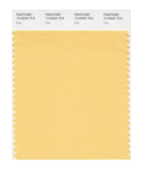 what color is flax buy pantone smart swatch 13 0935 flax