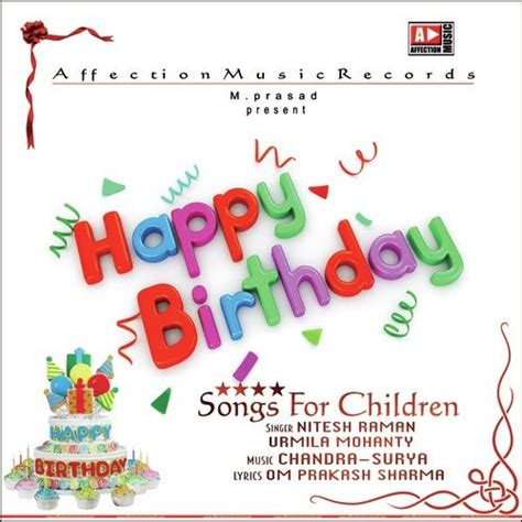 happy birthday mp3 download in hindi happy birthday to you song by nitesh raman from happy
