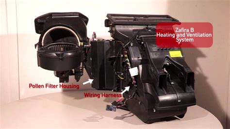 heater blower resistor zafira b vauxhall zafira b recalled improper fix of blower motor resistor and fuse autoevolution