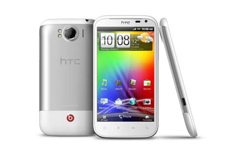android beats audio htc announces the sensation xl with beats audio android