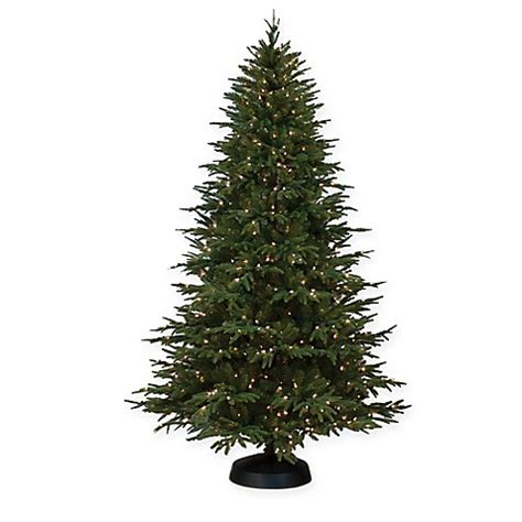 6ft arbour ultima christmas tree buy ultima 7 5 foot pre lit tree with color changing lights from bed bath beyond