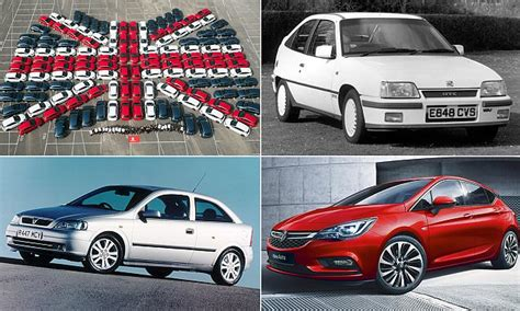 Vauxhall Owned By Vauxhall Claims One In Four Britons Owned An Astra