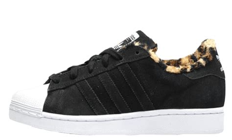 Shoes Superstar Raindrop Black 26 36 adidas superstar leopard black the sole supplier