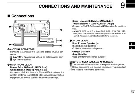 icom vhf radio wiring wiring diagrams