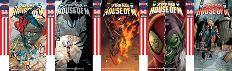 house of m spider man chezkevin house of m spider man