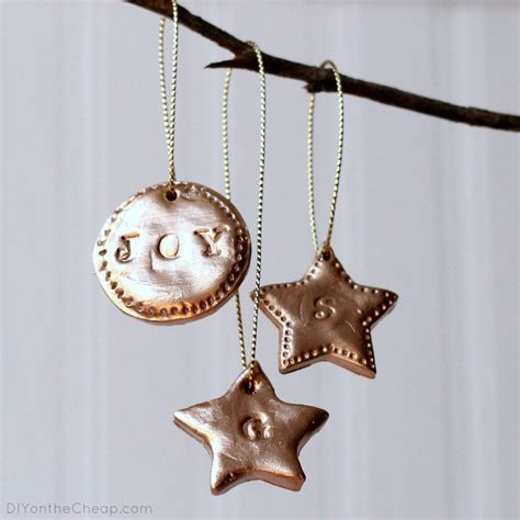 clay ornaments diy sted clay ornaments erin spain