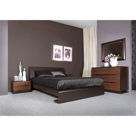 chambres adultes chambre adulte bois tacapa lit 140 ou 160 chevet 2