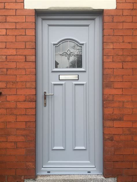 how to fit a composite front door fully fitted and supply only upvc composite doors by we