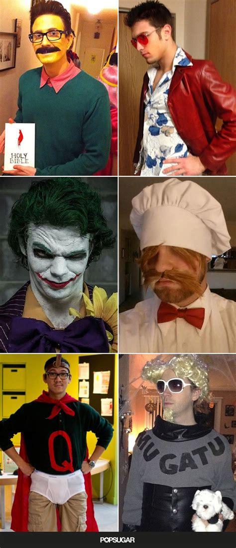 wildly creative diy costumes  men happenings