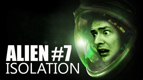 alien isolation game pits ripleys daughter against alien isolation part 7 cat mouse youtube