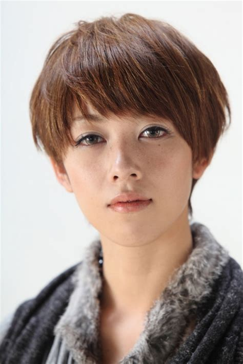 haircut asian older woman short hairstyles for asian women