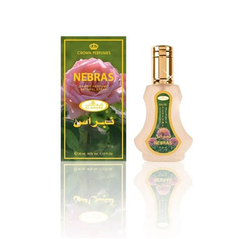 Parfum Al Rehab nebras al rehab eau de parfum vaporisateur spray