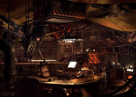 cyberpunk for the home pinterest cyberpunk nest and control room hacker cyberpunk tech sc fi interior