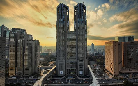 Facebook Offices tokyo metropolitan government building by andy sim photo