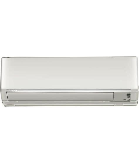 Ac 1 2 Pk Daikin Inverter daikin 1 5 ton inverter dtkp50rrv161 split air conditioner white price in india buy daikin 1 5